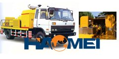 Operational Guidance of Concrete Pump
